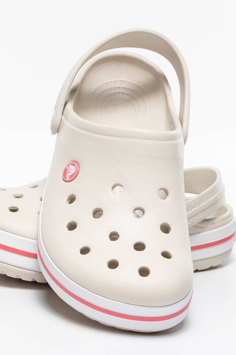 #00114  Crocs obuv, flip flopy Crocband Stucco Melon 11016-1AS