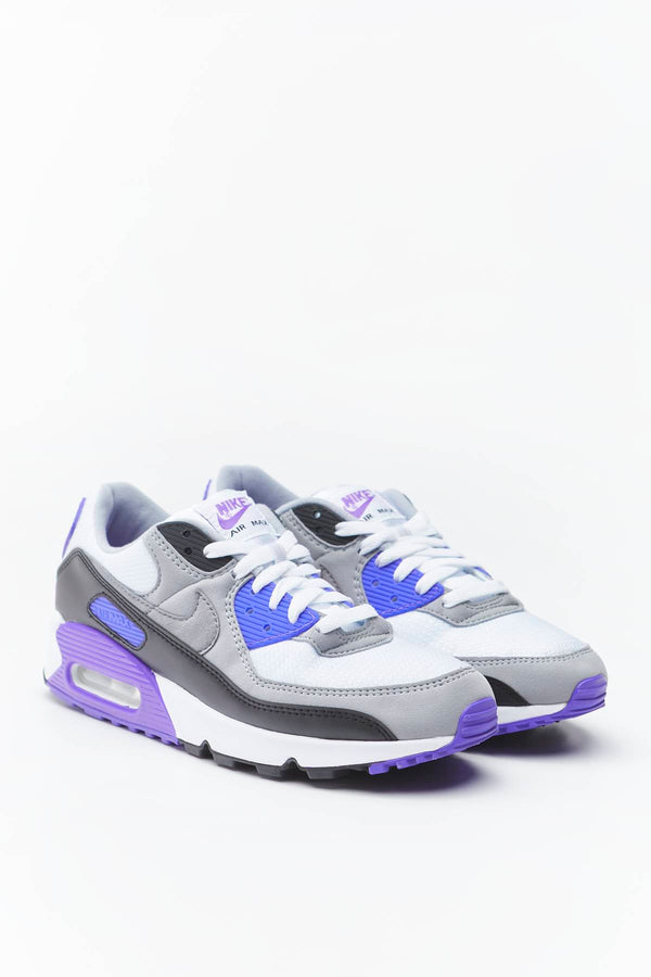 #00019  Nike obuv, tenisky AIR MAX 90 104 WHITE/PARTICLE GREY