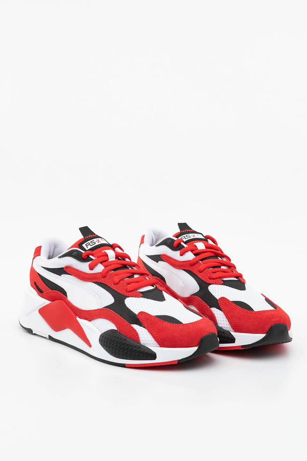 #00029  Puma obuv, tenisky RS-X SUPER 01 PUMA WHITE/HIGH RISK RED