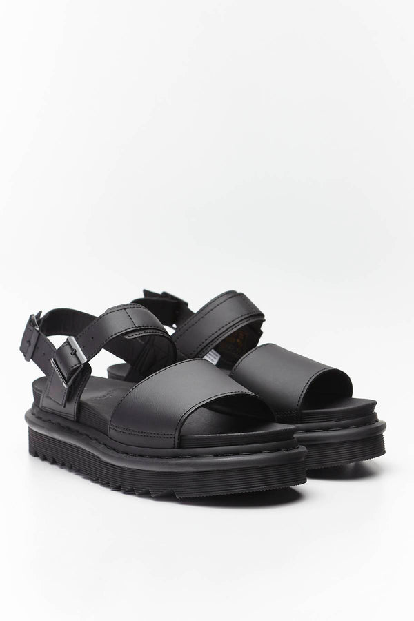 #00100  Dr.Martens obuv VOSS HYDRO LEATHER BLACK