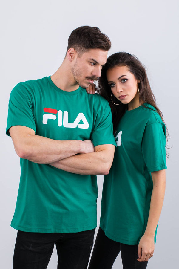 #00055  Fila tričko PURE SHORT SLEEVE SHIRT 177 SHADY GLADE