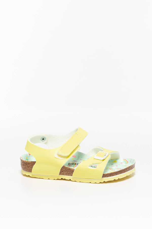 #00052  Birkenstock obuv Colorado Kids BF Candy1016039 PASTEL YELLOW