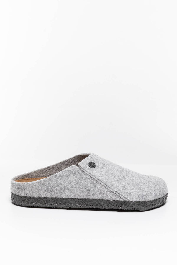 #00072  Birkenstock obuv, flip flopy Zermatt Standard WZ Light Grey 1015080 LIGHT GREY