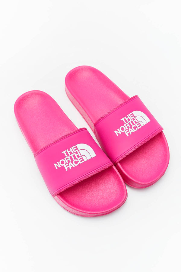 #00043  The North Face obuv, flip flopy W BASE CAMP SLIDE II 080 MR. PINK/TNF WHITE