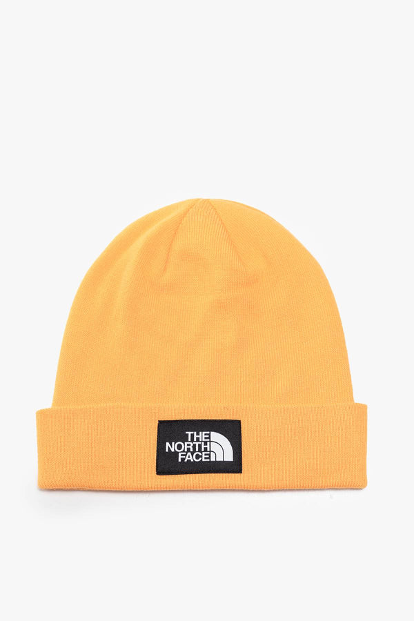 #00016  The North Face doplňky, čapka CZAPKA THE NORTH FACE NF0A3FNT56P1 YELLOW