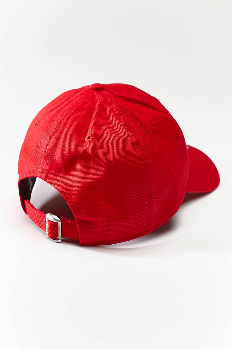 #00037  New Era doplňky, čapka 9FORTY LEAGUE BASIC 938 RED