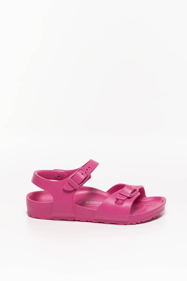 #00055  Birkenstock obuv Rio Kids EVA 1015463 BEETROOT PURPLE