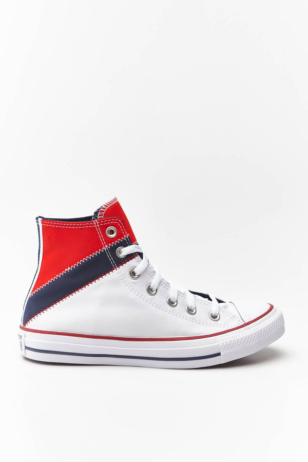 #00074  Converse obuv, tenisky CHUCK TAYLOR ALL STAR HI 028 UNIVERSITY RED/OBSIDIAN WHITE