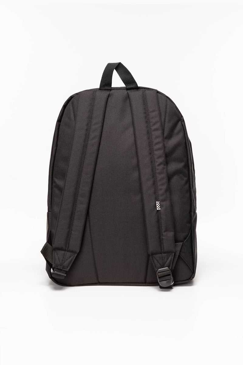 #00208  Vans tašky a batohy, batoh REALM BACKPACK BLK CLASSIC ROSE