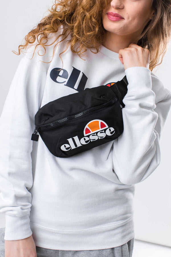 #00092  Ellesse sáček ROSCA CROSS BODY BAG SAAY0593 BLACK