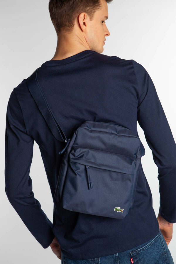 #00020  Lacoste sáček MAN ACCESS BASIC 992 NAVY