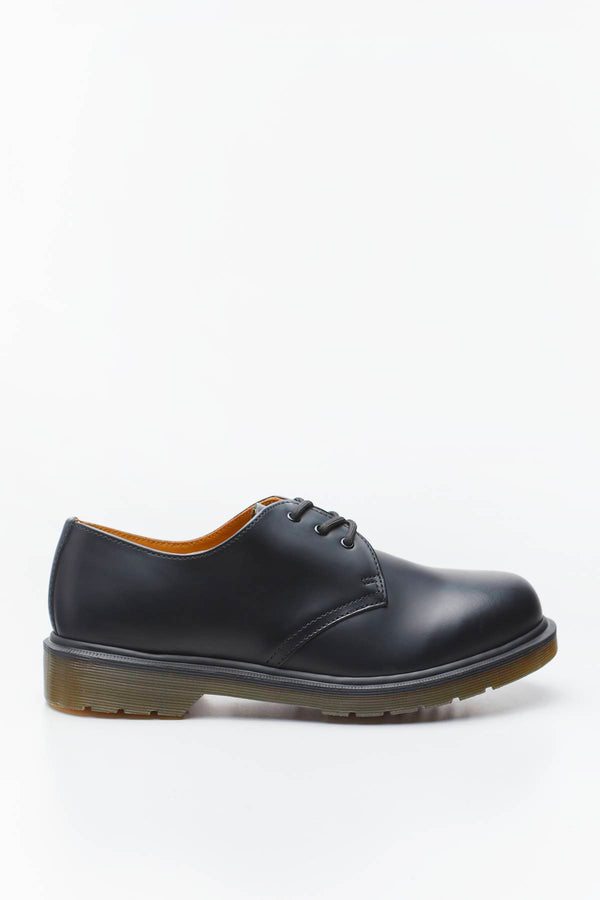 #00070  Dr.Martens obuv 1461 PLAIN WELT SMOOTH LEATHER OXFORD SHOES BLACK