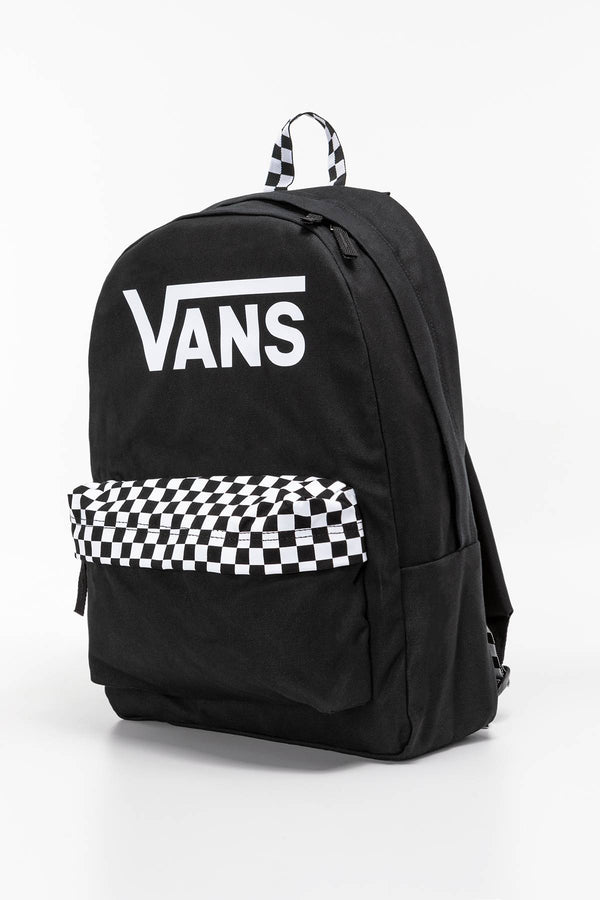 #00041  Vans tašky a batohy, batoh REALM BACKPACK-COLOR THEORY BLK BLACK
