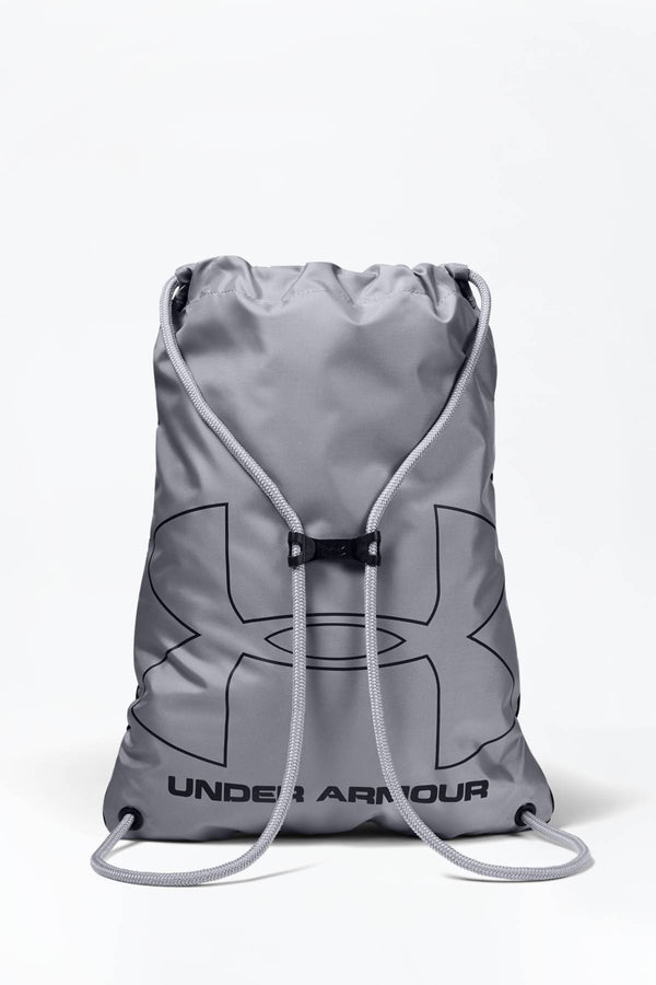 #00013  Under Armour tašky a batohy OZSEE SACKPACK 001 BLACK STEEL