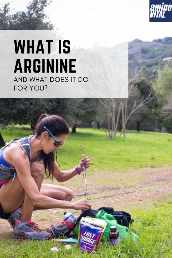 What Is Arginine And What Does It Do For You_