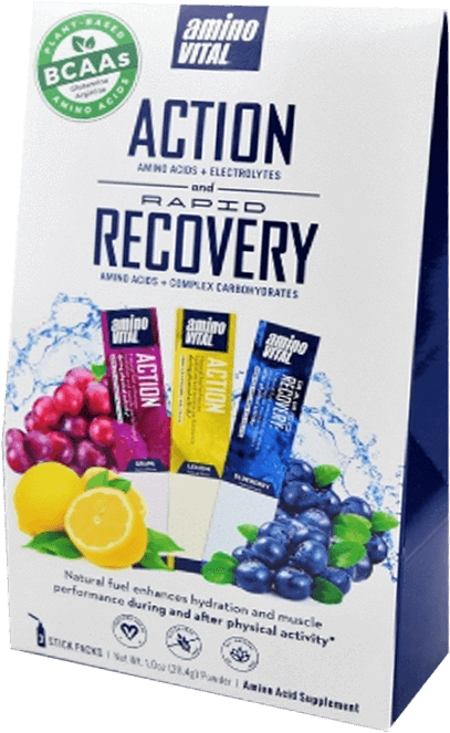 Product Action + Rapid Recovery Sampler