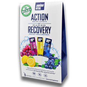 Action & Rapid Recovery Sample Box