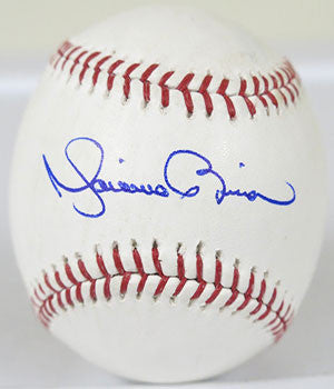 Mariano Rivera Signed Baseball