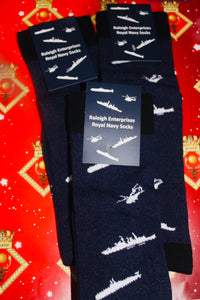 Raleigh Enterprises Socks