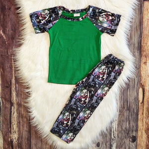 Super Hero Loungewear-The Joker