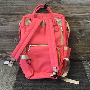 Reinforced Diaper Bag Back Packs