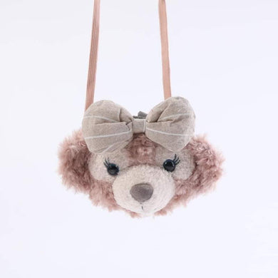 Plush Bear Purse