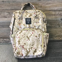 Load image into Gallery viewer, Reinforced Diaper Bag Back Packs