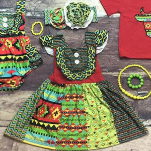 Bright Aztec Bull Collection