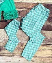 Country Shabby Childrens Leggings