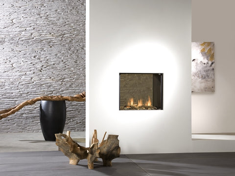 Faber Bright Gas Fire