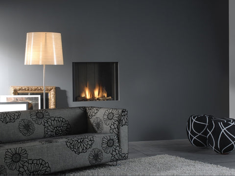 Faber Clear Gas Fire