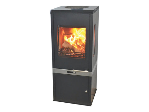 Dean Forge Cube Wood-Burning & Multi-Fuel Stove
