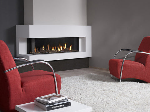 DRU Metro 130XT/2 Gas Fire