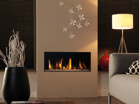DRU Metro 100xt/2 Gas Fire