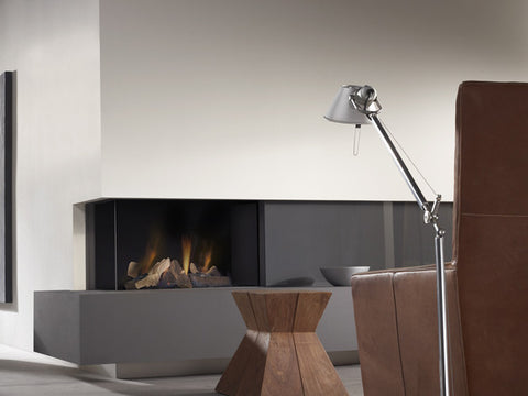 DRU Saxo 80 Gas Fire
