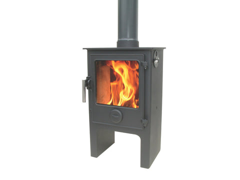 Dean Forge Foxworthy 5kw Wood-Burning & Multi-Fuel Stove
