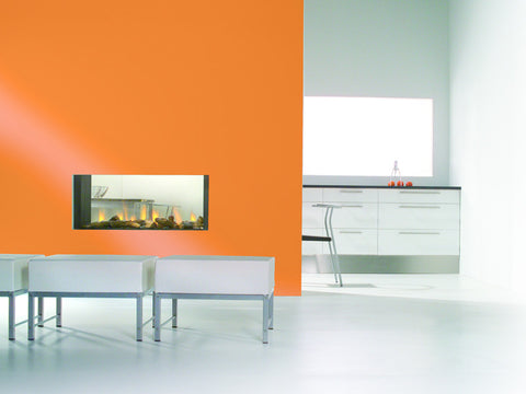 Faber Glance Gas Fire