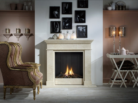 Faber Hestia Gas Fire
