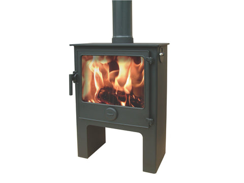 Dean Forge Huccaby 5Kw Wood-burning & Multi-Fuel Stove