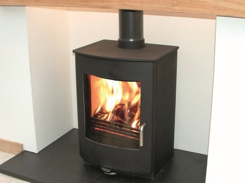 Dean Forge Junior 105SE Low 5Kw Multi-Fuel Stove