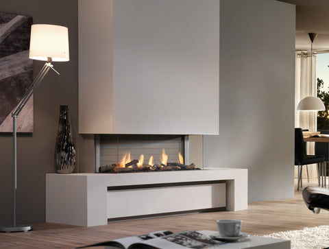 DRU Metro 100xt/3 Gas Fire