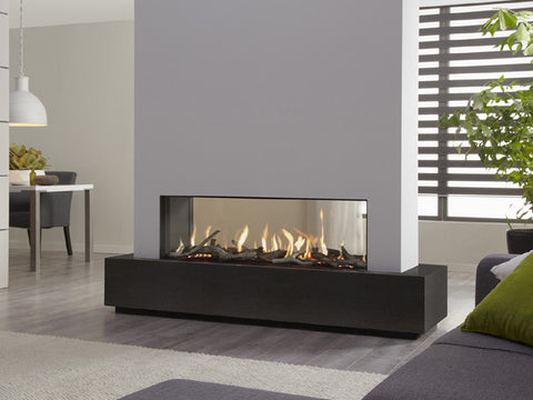 DRU Metro 130 Tunnel Gas Fire