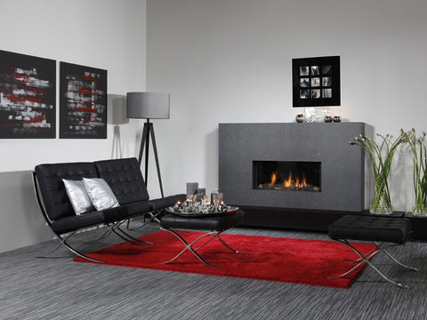 Faber Relaxed Smart M Gas Fire