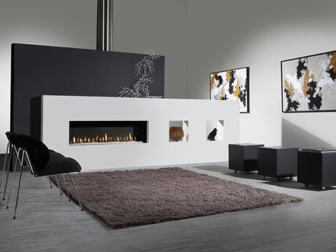 Faber Relaxed Premium XL Gas Fire