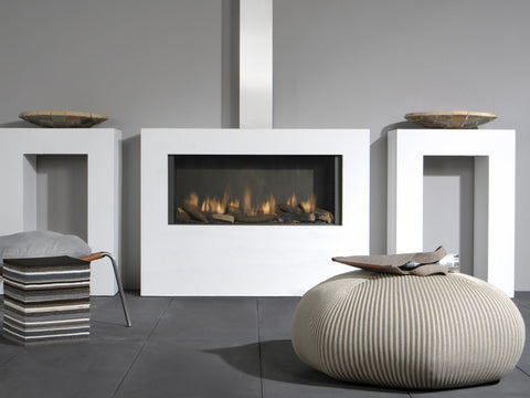 Faber Relaxed Smart L Gas Fire