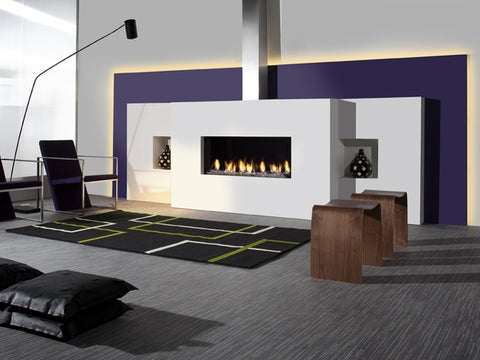 Faber Relaxed Premium L Gas Fire