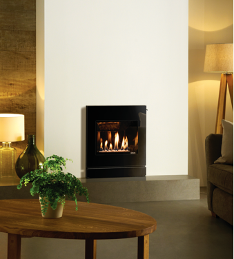 Designio2 Glass Inset Gas Fires