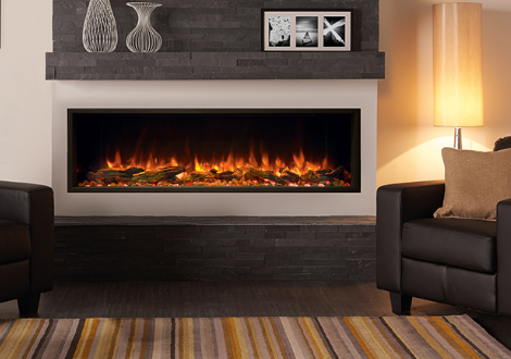 eReflex 135R Inset Electric Fires