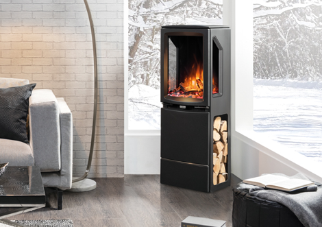 Vogue Midi T Highline Electric Stove