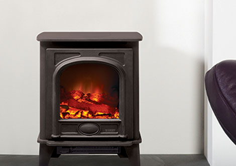 Stockton2 Small Electric Stove